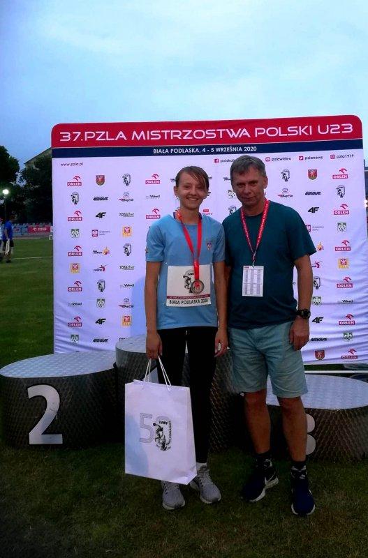 Medalowa Natalia. Podsumowanie sezonu