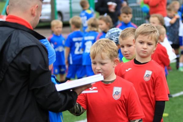 Żaki: Jubileusz 70 lat MKS Iskra Pszczyna, 75 lat LKS Łąka 18.09.2021