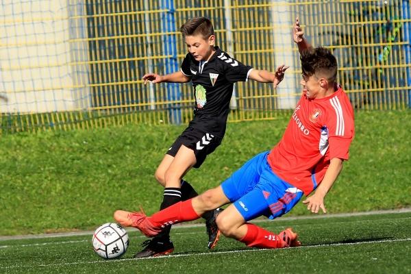 Trampkarze: KP GKS Tychy - MKS Iskra Pszczyna 03.10.2021