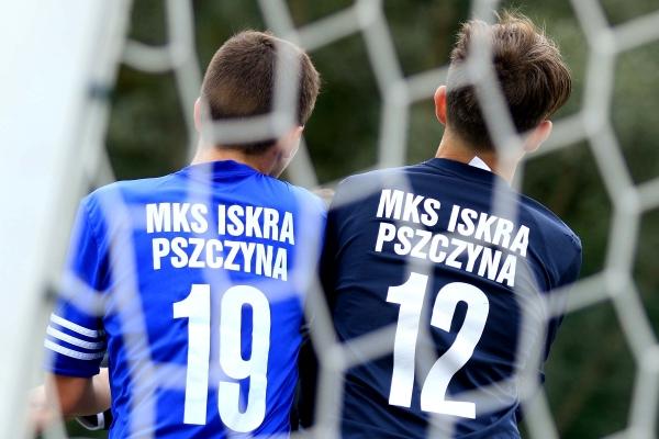 Juniorzy: MKS Iskra Pszczyna - KP GKS Tychy 24.09.2021