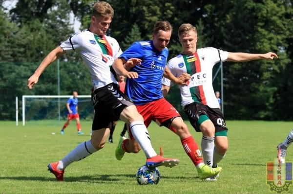I zespół: MKS Iskra Pszczyna - KP GKS II Tychy 25.07.2020