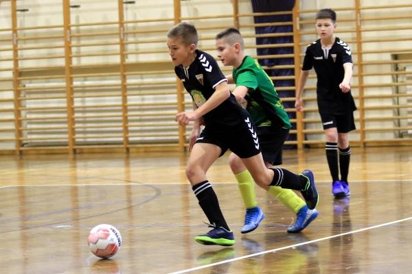 Młodzicy: Turniej o Puchar Prezesa ŚlZPN - eliminacje 09.01.2021