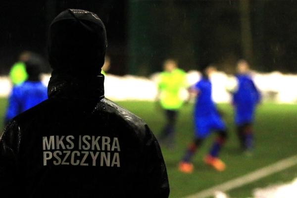 Trampkarze: KS Soła Oświęcim - MKS Iskra Pszczyna 22.01.2021