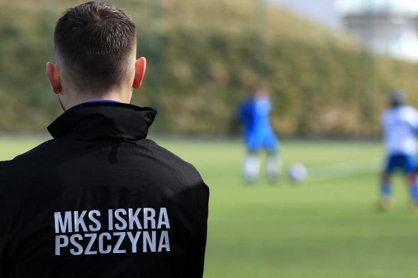 Młodzicy młodsi: MKS Iskra Pszczyna - Czarni Sosnowiec 13.03.2021