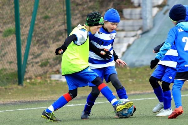 Żaki: Football Project - MKS Iskra Pszczyna 13.03.2021