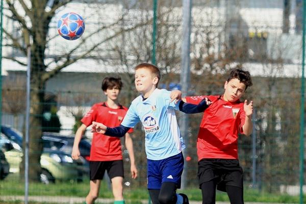 Młodzicy: MKS Iskra Pszczyna - APN GKS Tychy 24.04.2021
