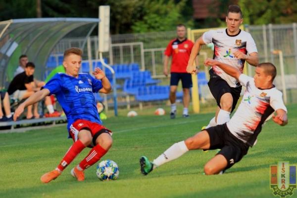 MKS Iskra Pszczyna - MRKS Czechowice-Dziedzice 0:1 (0:0)