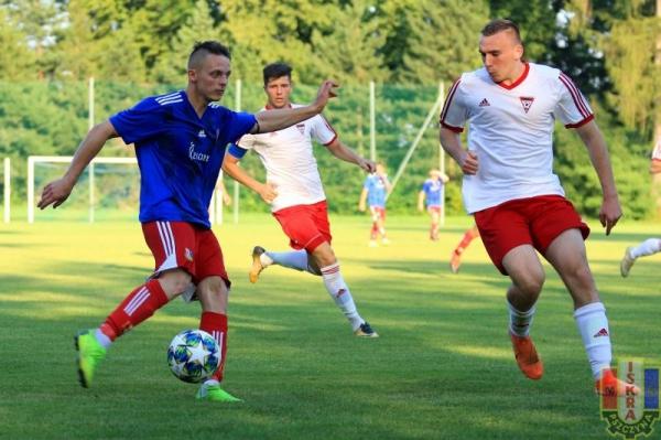 I zespół: MKS Iskra Pszczyna - LKS Czaniec 08.08.2020