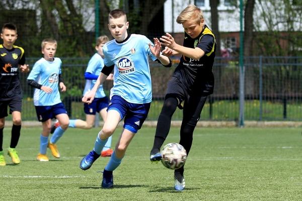 Młodzicy: GKS Jastrzębie-Zdrój - MKS Iskra Pszczyna 08.05.2021
