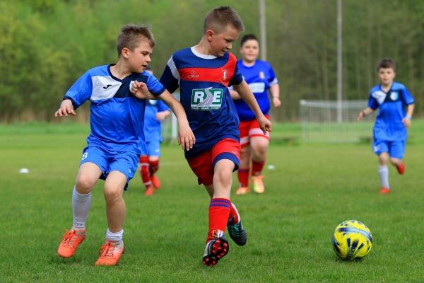 Młodzicy młodsi: LKS Brzeźce - MKS Iskra Pszczyna 10.05.2021