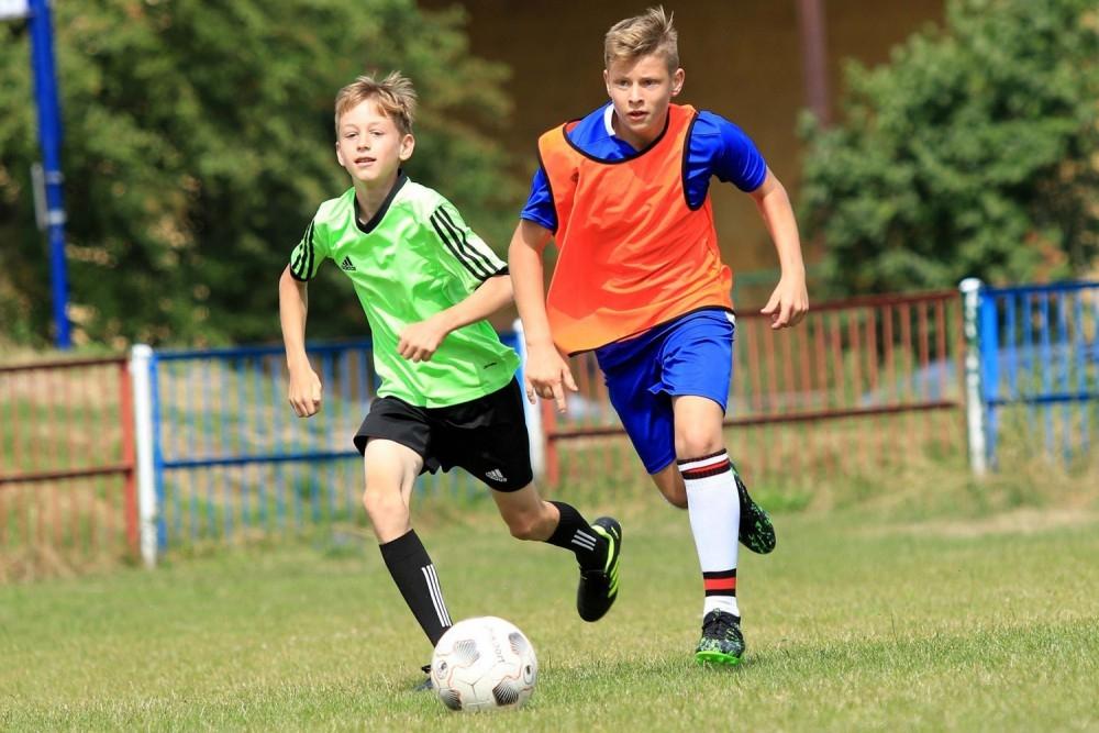 Obóz piłkarski w Ustce - MKS Iskra Pszczyna